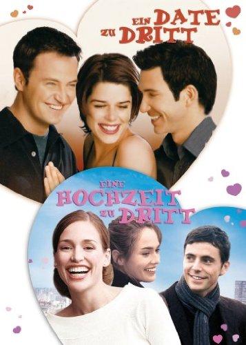 Ein Date zu Dritt/Eine Hochzeit zu dritt [2 DVDs]