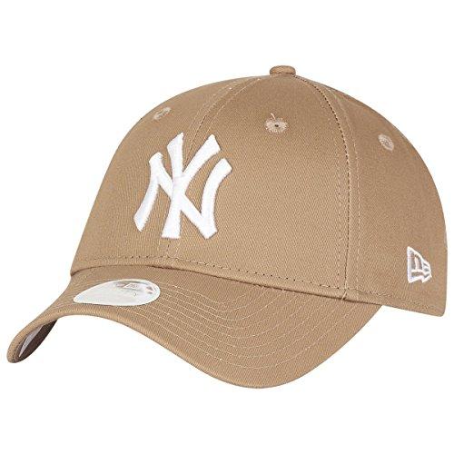 New Era Damen Kappe League Essential 9FORTY New York Yankees - Khaki One size