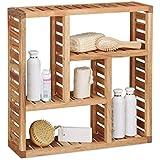 suchergebnis auf amazon.de für: badregal holz: küche, haushalt ... - Wandregal Badezimmer Holz