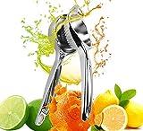 GiBot Zitronenpresse, Limettenpresse Saftpresse Zitruspresse für Zitronen Orangen und Limetten...