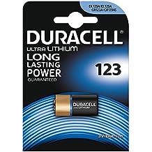 Duracell Batteria Specialistica per Foto  Ultra Lithium 123, confezione da 1