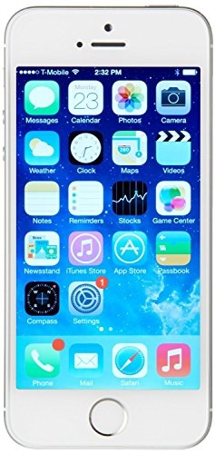 (Certified REFURBISHED) Apple iPhone 5s (Silver, 32GB)