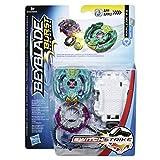 Beyblade - Peonza con Lanzador KHALZAR K3 (Hasbro E1043EL2)