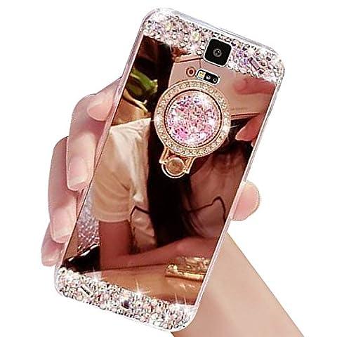 Coque pour Samsung Galaxy S5 Diamant Bling Luxe Case –