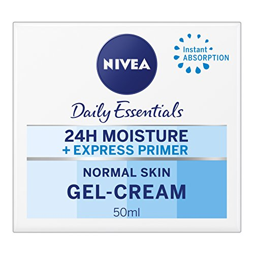 Nivea Daily Essentials Express Hydration Primer for Normal and Combination Skin 50 ml - Pack of 3