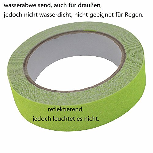 Anti Slip Tape Safety Tape Glow Fluorescent 5m x 2.5cm