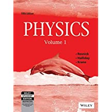 Physics, Vol 1, 5ed