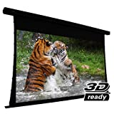 EluneVision Reference Studio 4K Tab-Tensioned Motorized Screen - 135' (118' x 66') Viewable - 16:9