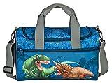 Unbekannt Sporttasche, Dinosaurier, ca. 35 x 16 x 24 cm