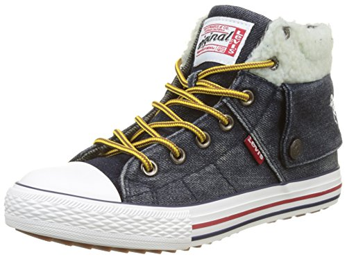 Levi's Anchorage Original, Baskets Hautes Garçon