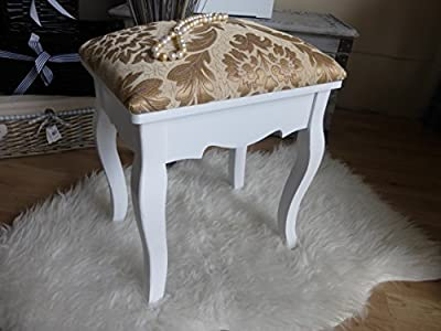 Stool for Pianos/Dressing Tables [Gold]
