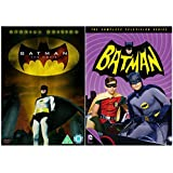 Adam West in DC Comics superhero Batman - The Movie [1966] / Batman - Complete TV Series with all 120 episodes