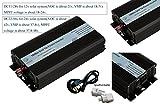 Best Grid Tie Inverters - Solinba 1000w Grid Tie Solar Inverter DC22v-56v to Review