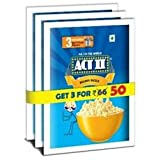 #7: ACT II Popcorn IPC Golden Sizzle Combo Pack, 60g (Pack of 3)