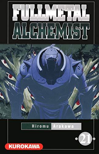 FullMetal Alchemist Vol.21 par ARAKAWA Hiromu