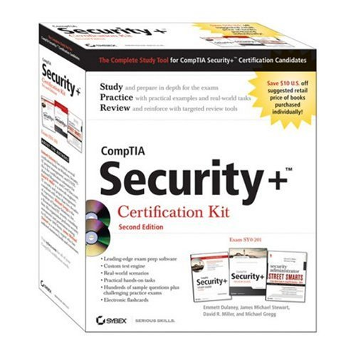 CompTIA Security+: Comptia Security+ Certification Kit, 2nd Edition Certification Kit