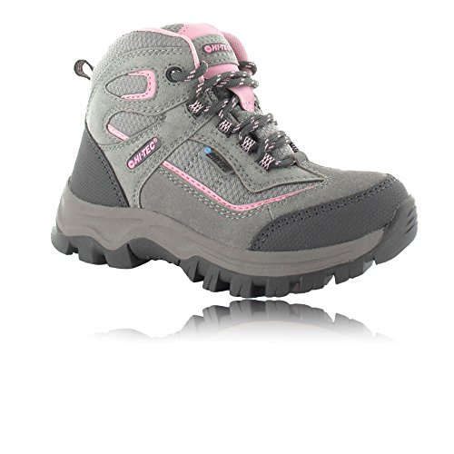 Hi-Tec Hillside Waterproof JRG, Chaussures de Randonnée Hautes Fille