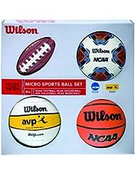 Wilson Micro Sports Ball Set