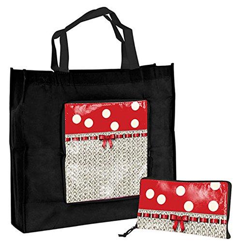 orval-creations-sac-cabas-pliable-de-courses-shopping-vintage-jeu-de-maille-rouge-noir