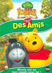 Le Livre De Winnie L'Ourson : S'Amuser Avec Des Amis [Import belge]
