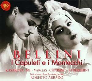 Bellini: I Capuleti E I Montecchi (Gesamtaufnahme) (Aufnahme 1997)