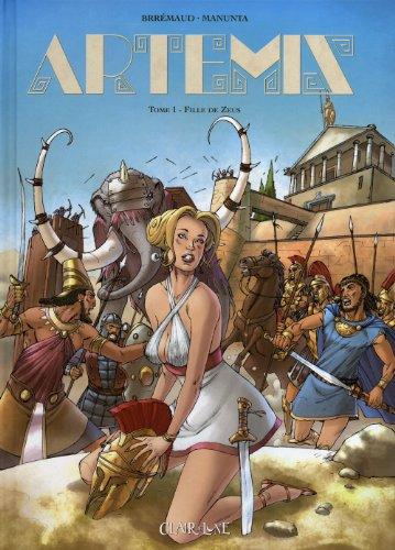 Artemis, Tome 1 : Fille de Zeus