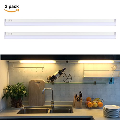 SG-LED-Under-Cabinet-Lights-45CM-T5-Ultra-Thin-Under-Counter-Strip-Lights-with-Switch-for-Kitchen-Cupboard-Jewelry-Cabbinet-3000K-Warm-White