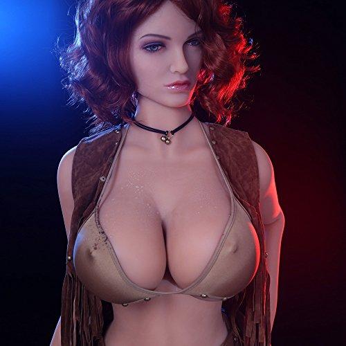 163cm Big Breast Big Ass Realistic Vagina Oral Anal Sex Doll