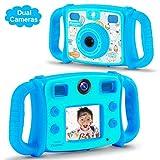 DROGRACE Kids Camera Selfie Photo Camcorder