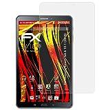 atFolix Folie für Samsung Galaxy Tab A 10.1 (2018) Displayschutzfolie - 2 x FX-Antireflex-HD hochauflösende entspiegelnde Schutzfolie
