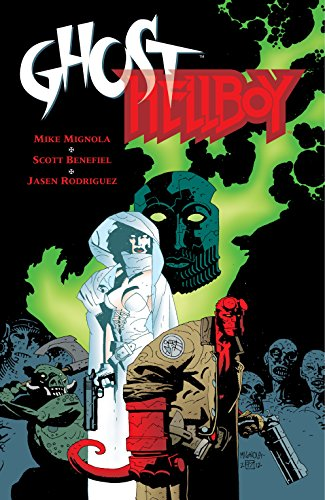 Ghost/Hellboy Special (English Edition) (Halloween Ghost Special Adventures)