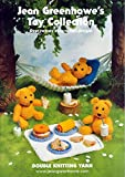 Jean Greenhowe Knitting Pattern Book - Toy Collection