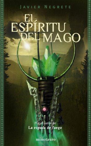 El espíritu del mago por Javier Negrete