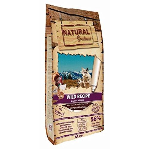 Natural Greatness Wild Recipe Alimento Seco...