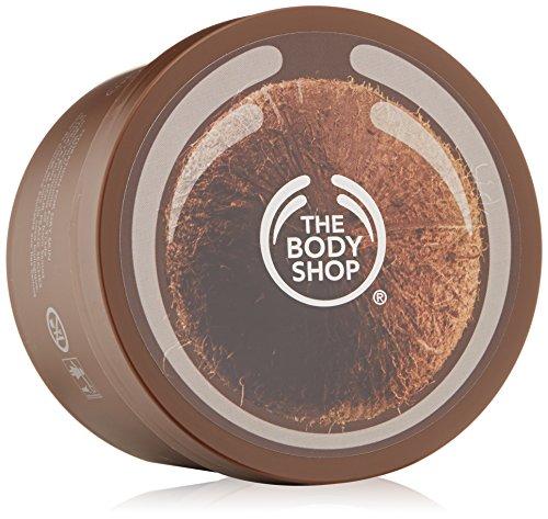 The Body Shop Coconut Body Butter/Kokosnuss Körperbutter für Trockene Haut große 400ml