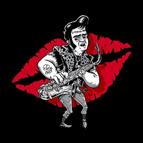 Rocky Horror Picture Show Eddie Men's Vest Black