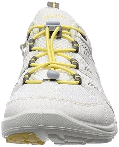 Ecco TERRACRUISE Damen Outdoor Fitnessschuhe Weiß (SHADOWWHITE/SHA.WHITE/POPCORN 59557)