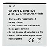 Akku passend für den Doro Liberto 820 Akku DBJ-1900A