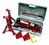 Hilka 82930240 - Kit De 2 Ton Trolley Jack En Bmc
