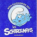 Ephéméride - Mon calendrier Schtroumpf 2017