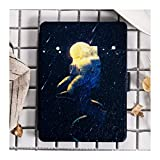 BHTZHY Custodia Smart Cover per 2018 Amazon Kindle Paperwhite 4 10 E-Reader Starry Astronaut Kindle Custodia New Kindle Paperwhite 4 Cover