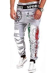 MT Styles pantalon de sport ITALY homme R-521