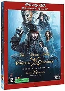 Pirates des Caraïbes : La Vengeance de Salazar [Combo Blu-ray 3D + Blu-ray 2D]