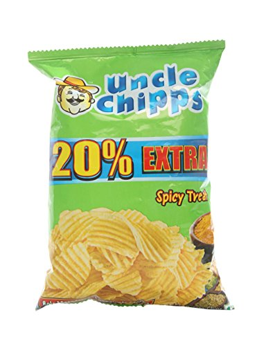 Uncle Chips - Spicy Treat, 30g Pack