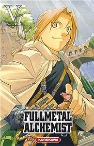Fullmetal Alchemist Edition reliée Tome V (10-11)