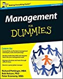 Management For Dummies by Richard Pettinger (2011-03-18)