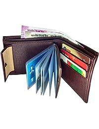 Forester BrownPU Leather Album Model Wallet / Purse For Men