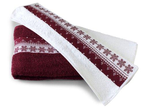 """Geschenkideen aus dem Hause Dyckhoff - Motiv """"Schneeflocke"""" - Winterspezial ideal zum Verschenken und Dekorieren in der kalten Jahreszeit -..."""