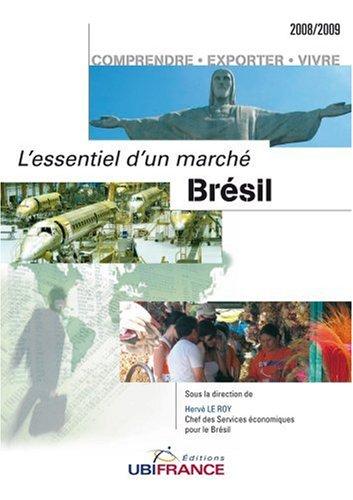 Brésil par Hervé Le Roy, Roger-Jean Belbenoit, Christine Cabuzel, Marc Cagnard