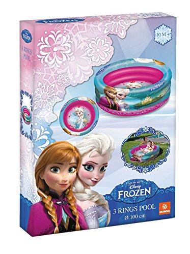 Mondo Disney Frozen Anna und Elsa Pool Planschbecken 100 cm - 5